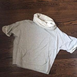 J. Crew Shortsleeve Sweatshirt